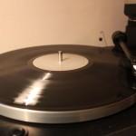 Thorens TD 290 MK2 spielt Sigur Rós Inni Vinyl