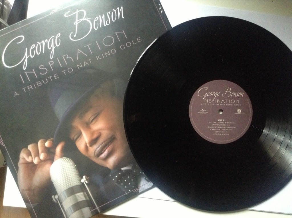 Inspiration – George Benson – Vinyl – Review