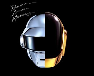 Daft Punk Vinyl Cover