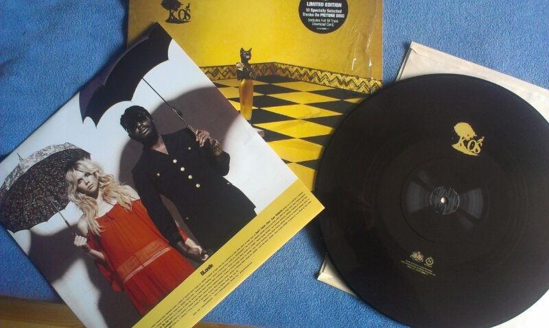 K-OS – BLack on BLonde – Vinyl Limited Edition
