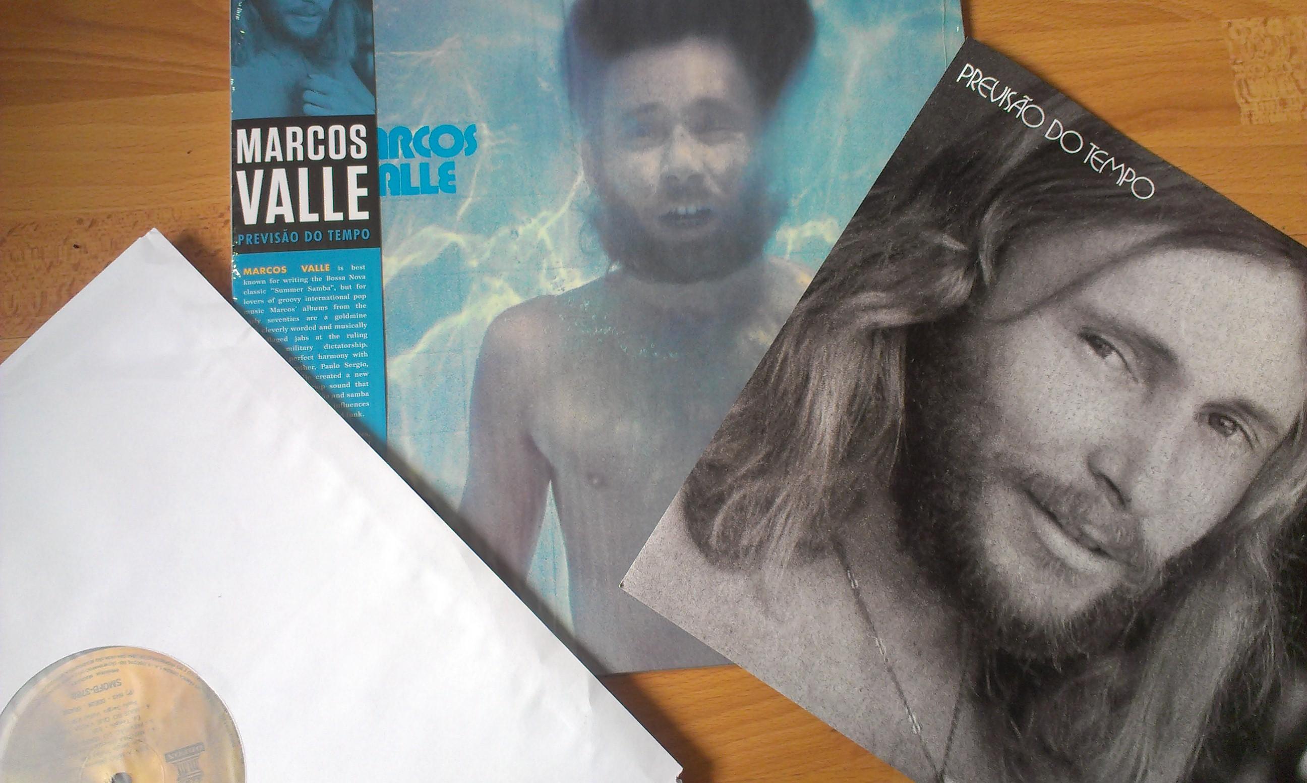 Marcos Vallé – Previsão do Tempo Vinyl Reissue